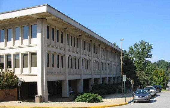 Image of the Administration Building
