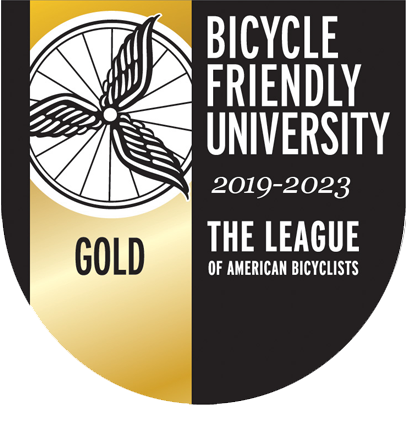 Bike Friendly University Gold