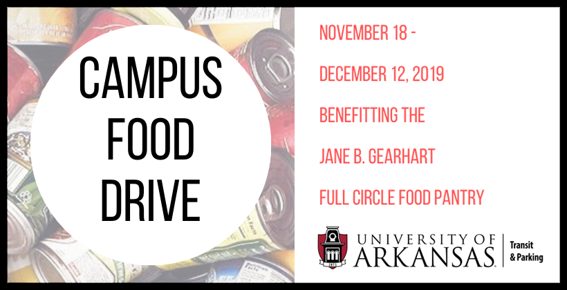 Campus Food Drive