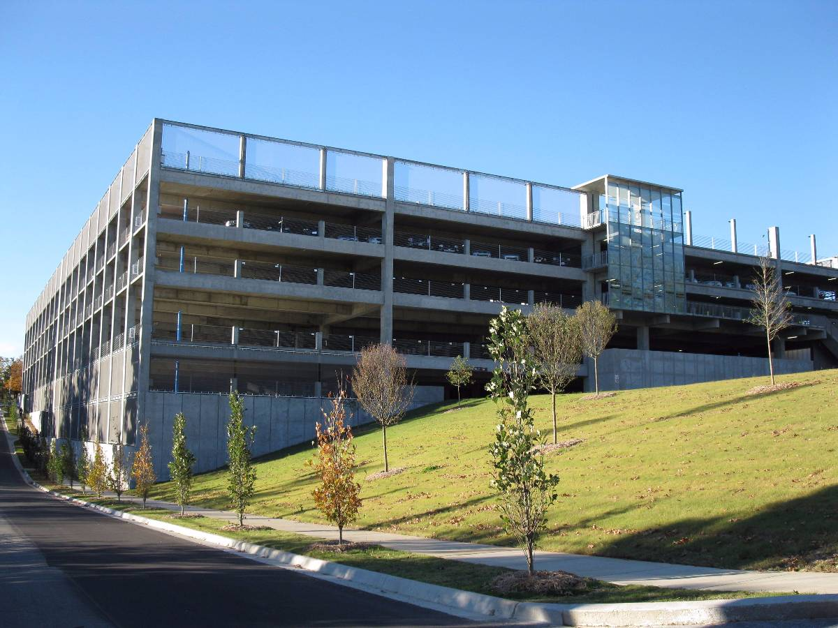 Garland Avenue Parking Garage