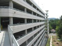 Image of Harmon Avenue Parking Garage