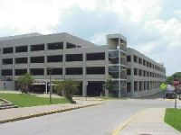 Image of Stadium Drive Parking Garage